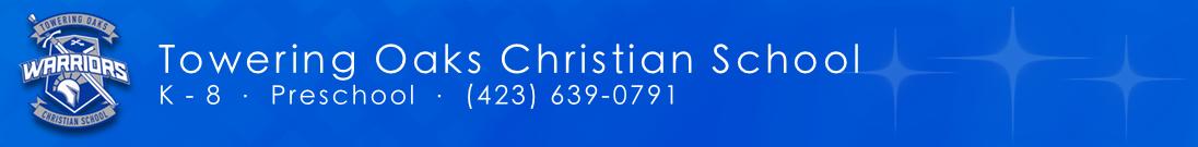 TOCS • K-8 Christian School • Preschool • (423) 639-0791