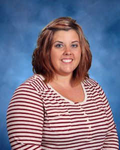 Staff Image of Amanda Wilson
