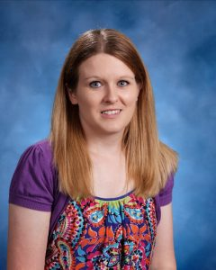 Staff Image of Candice GeFellers
