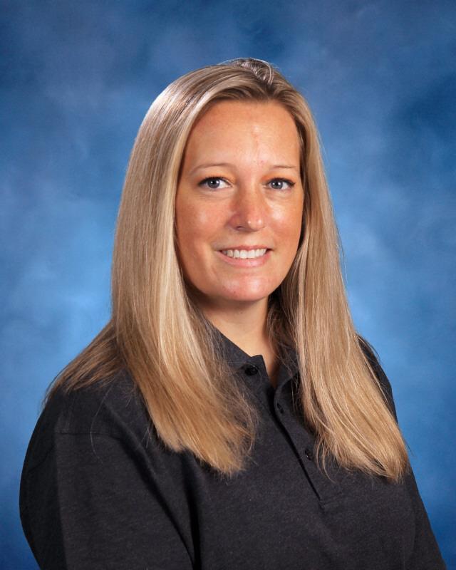 Staff Image of Rebecca Mancil