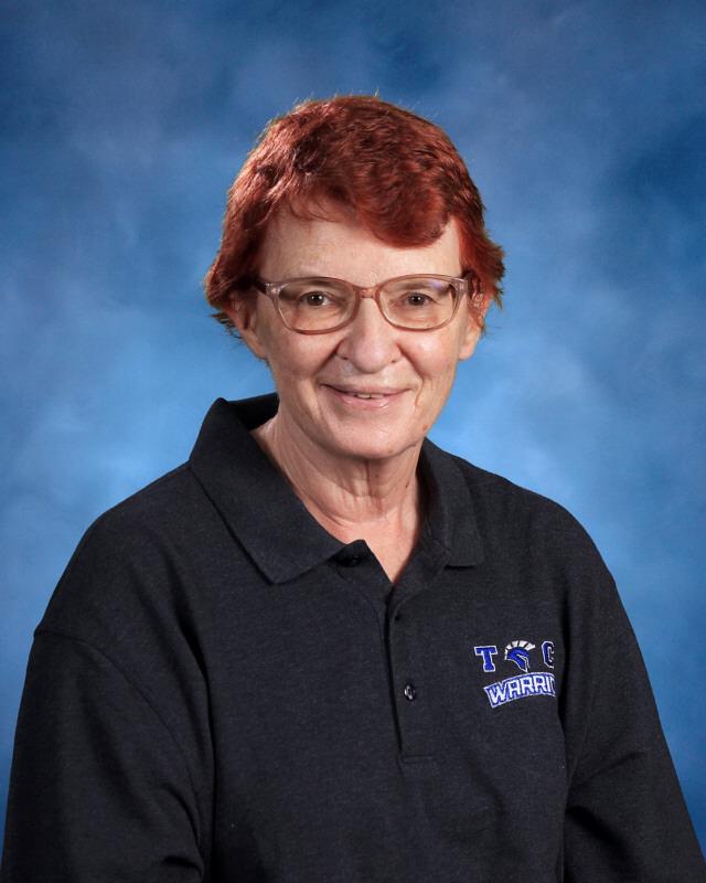 Staff Image of Pat Carpenter