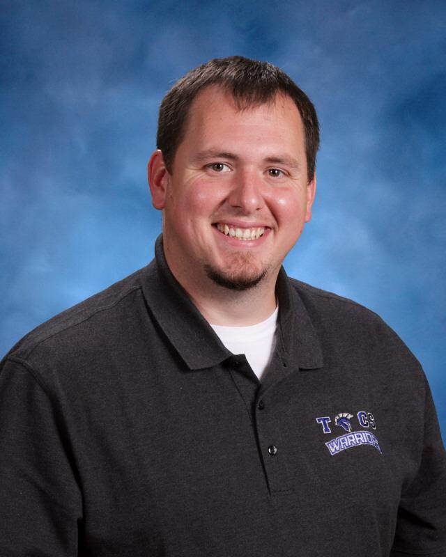 Staff Image of Kyle Kingery