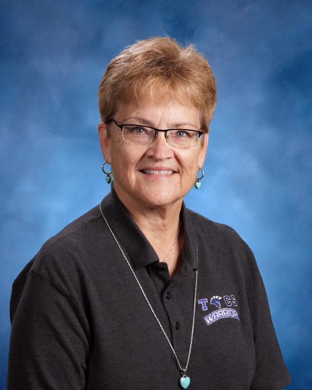 Staff Image of Desiree Yates
