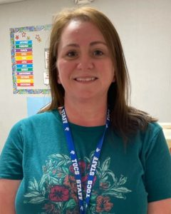 Staff Image of Melissa Fritts